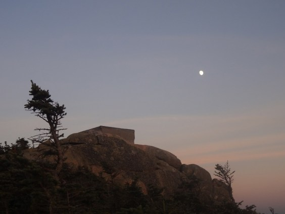 Mt. Garfield Summit at Sunset