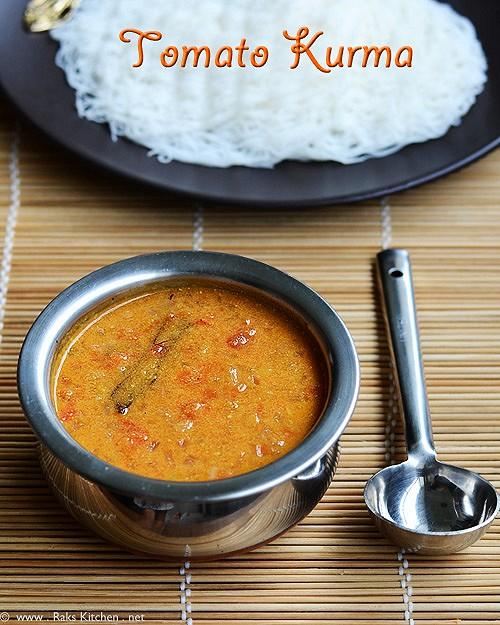 tomato-kurma-for-idiyappam