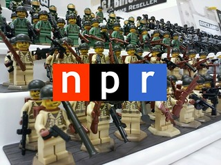 BrickArms on NPR