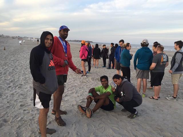 2016 Ragnar Reach the Beach