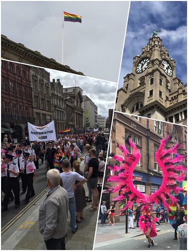 Today is all about...Liverpool Pride