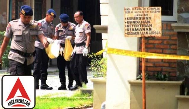 #Terkini: Sang Ayah Jadi Pengacara Pelaku Teror Bom Medan