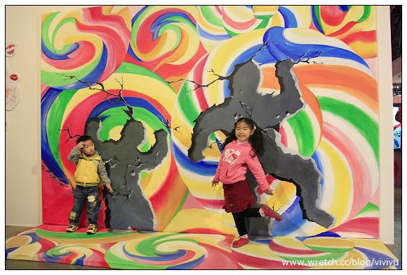 [旅遊.台北]春節好好玩~糖果夢公園 Candy Wonderland @VIVIYU小世界