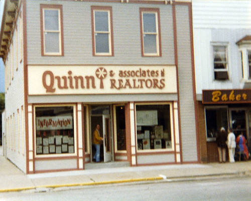 1985 or so - Quinn realty