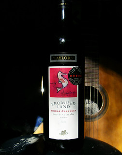 Promised Land Shiraz Cabernet 2009 - Taylors
