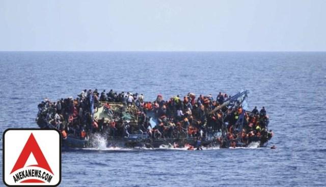 #News: 6.500 Imigran Libya Diselamatkan dari Ganasnya Lautan
