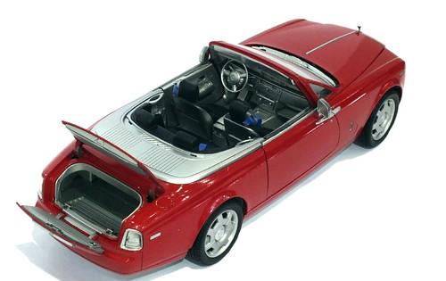 Kyosho RR cabrio 1-18