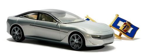Miniminiera Cambiano Pininfarina (1)