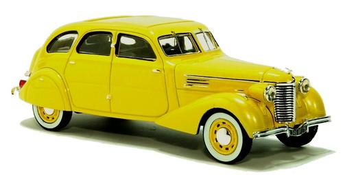 IXO Berliet Dauphine 1939