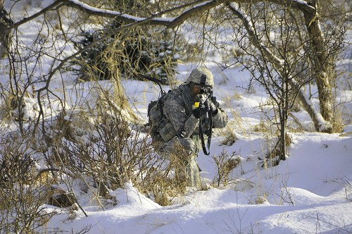 2nd Cavalry Regiment counter-IED training