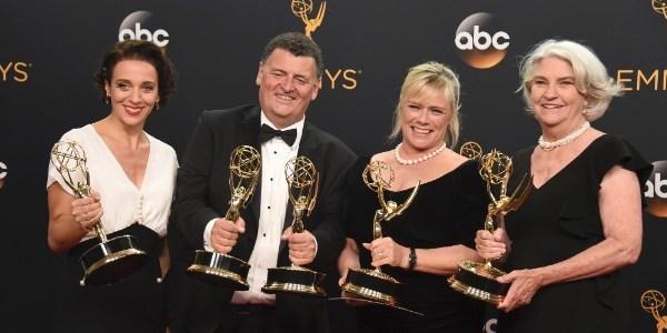 """Atriz de """"Sherlock"""" tem bolsa furtada no Emmy"""