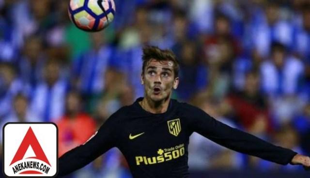 #Bola: Atletico Tidak Senang dengan Pernyataan Griezmann