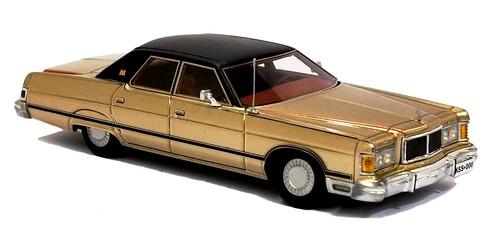 Kess Mercury Grand Marquis 1975