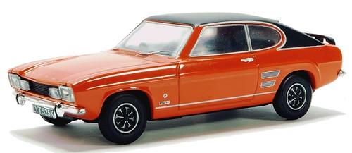 Corgi Ford Capri 1600 XLR