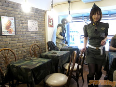"""Military Cafe 7 • <a style=""""font-size:0.8em;"""" href=""""http://www.flickr.com/photos/66379360@N02/8617108737/"""" target=""""_blank"""">View on Flickr</a>"""