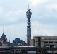 london bt post office tower