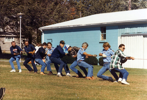 Tug of war - c1987