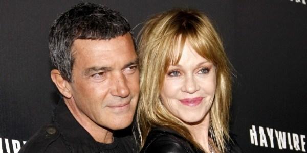"Ex-mulher de Antonio Banderas parabeniza o ator: ""Sempre vou te amar"""