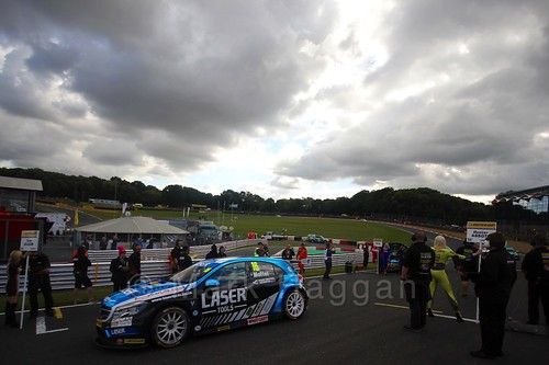 Aiden Moffat during the BTCC Brands Hatch Finale Weekend October 2016