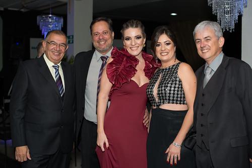 Hiler Félix, Guilherme Vilanova e Poliana, Juliana e Márcio Faiole