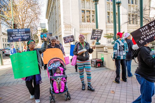 World AIDS Day 2014: USA - Oakland