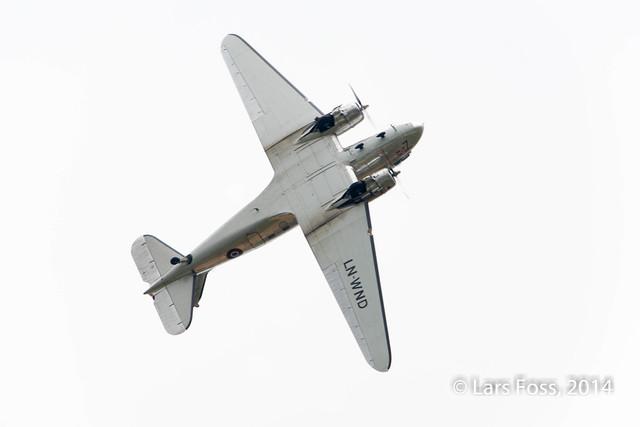 Dakota Norways DC-3