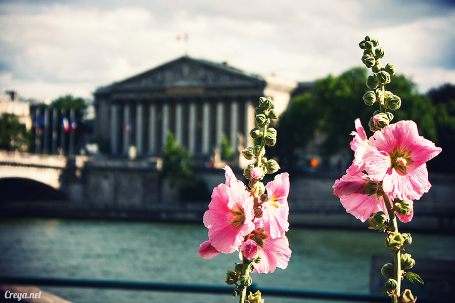 2016.8.28 | 看我的歐行腿| 法國巴黎凱旋門、香榭麗舍間的歷史之道 14