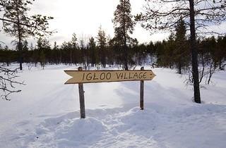 Igloo Village