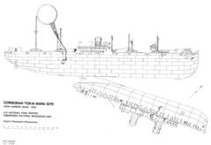 Cormoran-Tokai Maru Site