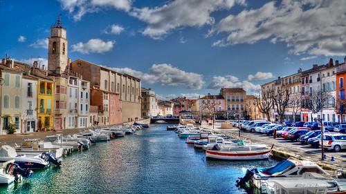 Martigue la Venise-Provençale