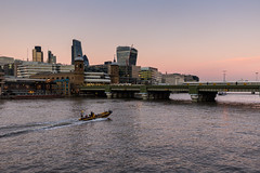 London - Thames - Feb 2015