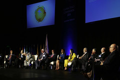 Global Peace Paraguay 2014 Presidents