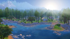 Les Sims 3 Granit fall