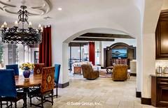 Almería nook into great room