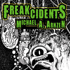 Freakcidents - Audiobook Cover