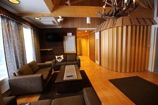 One Lounge area