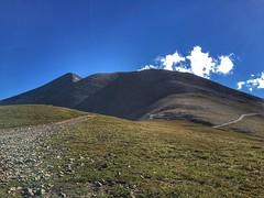 Mount Antero summit visible to the far left.
