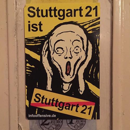 #Stuttgart21 ist /o\ #Stuttgart #S21