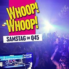 31.01.2015 Einlass: 22:29, ab 18 Jahre Location: Q45, Lübeck  Lineup: DJ Weidti, DJ Mad Mat, DJ Laurenc, DJ Stuart Duggan #whoopwhoopontour #whoopwhoopgrosgross #djmadmad