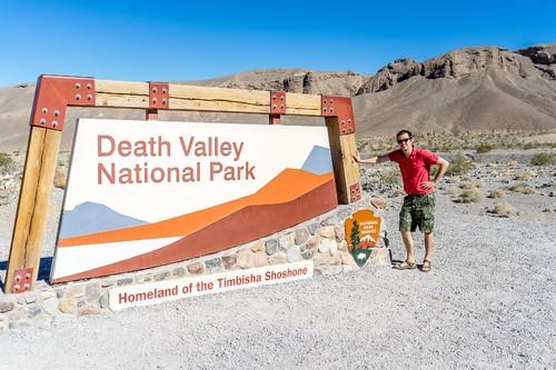 Vallée de la mort - USA