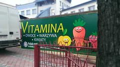 Vitamina - Baner 6,5x2,3m