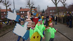 Kinderoptocht Wijbosch 2015