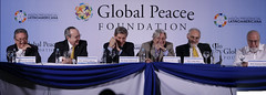 Global Peace Paraguay 2014 Latin America Presidential Mission Group Panel Shot