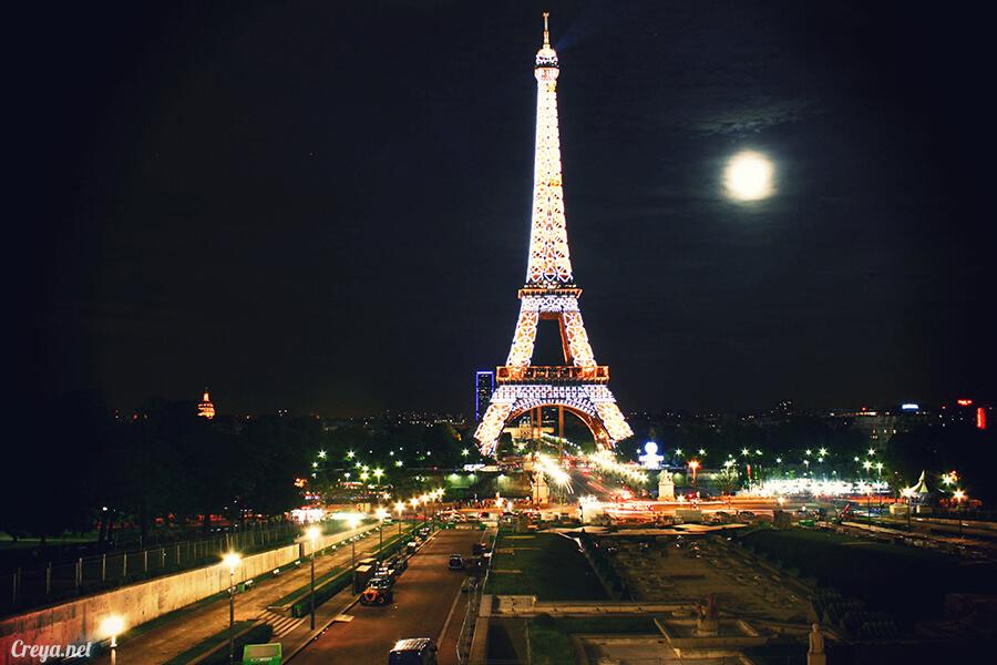 2016.10.09 | 看我的歐行腿| 艾菲爾鐵塔,五個視角看法國巴黎市的這仙燈塔 14