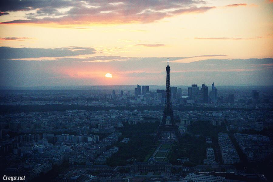 2016.10.09 | 看我的歐行腿| 艾菲爾鐵塔,五個視角看法國巴黎市的這仙燈塔 06