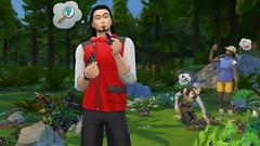 Les Sims 4 Destination nature herbaliste
