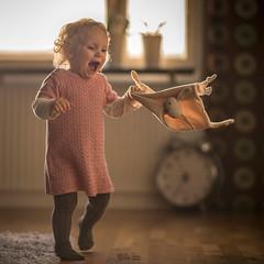 The little wild dancer