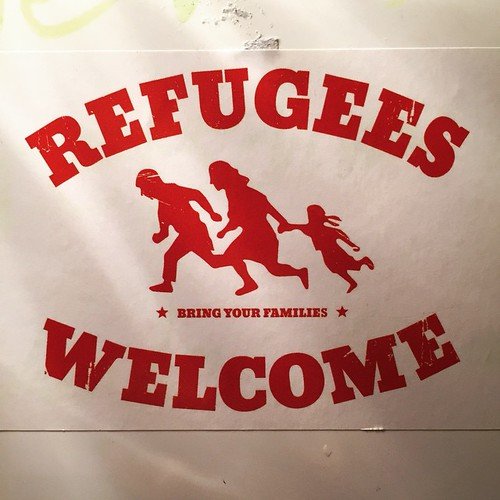#REFUGEES #WELCOME! ★ BRING YOUR FAMILIES ★