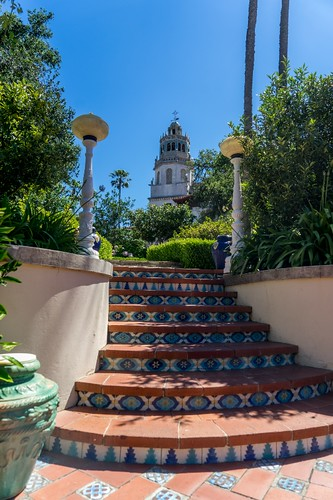 Hearst Castle - USA