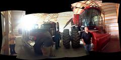 more Johnson farm machinery